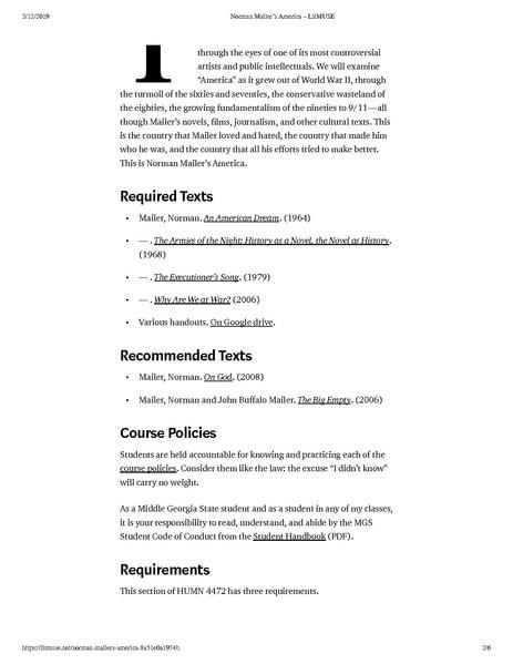File:2013Sp HUMN 4472 pdf - Gerald R  Lucas